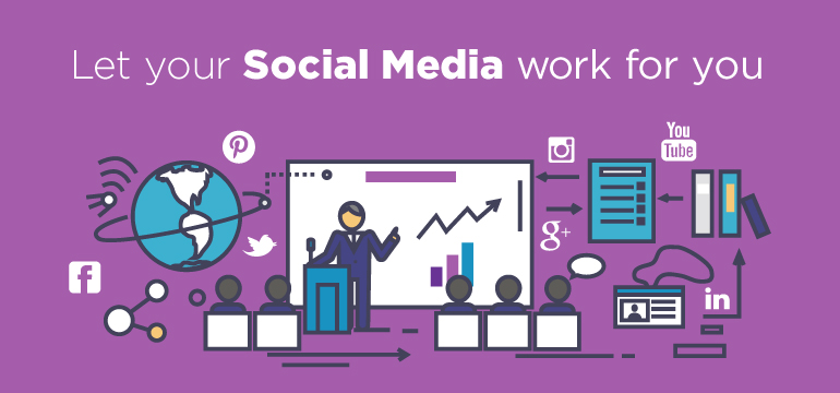 Your Website and your Social Media profile